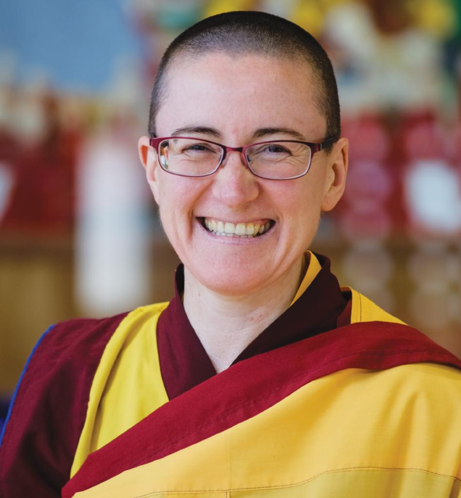 Kelsang Shechog Meditation Teacher