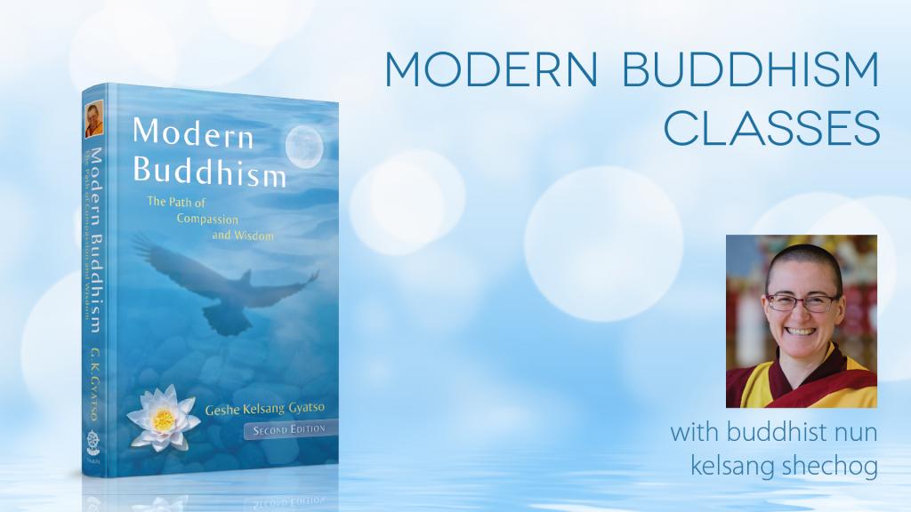 Modern Buddhism Classes